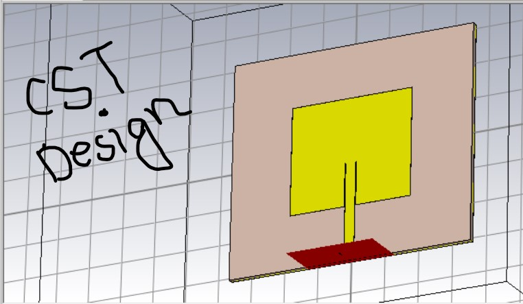 How to design microstrip patch antenna