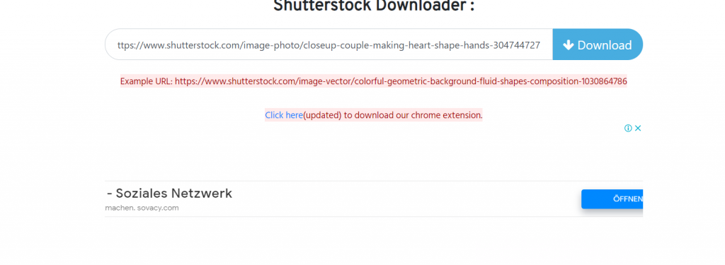 Download Shutterstock images free without watermark